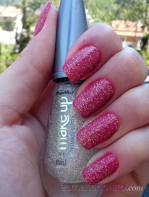 Esmalte Glitter Panvel