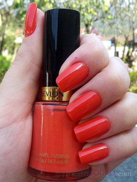 Esmalte Make Mine Mango Revlon