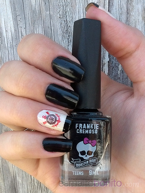 Esmalte Frankie Monster High