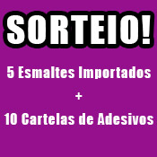 1º Sorteio do Blog! (Encerrado)