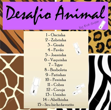 Desafio Animal