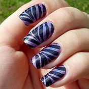 Unhas Decoradas Zebra