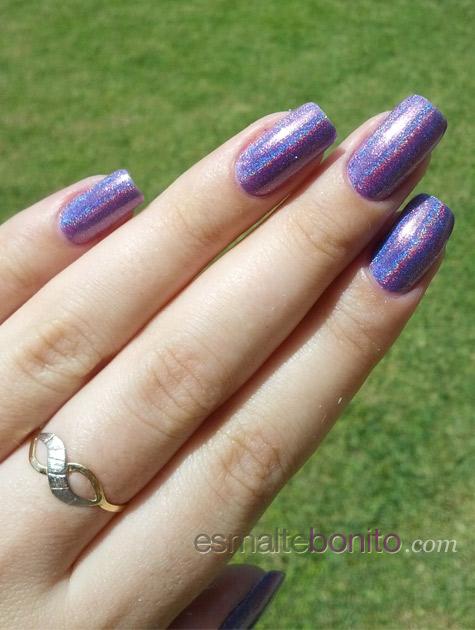 Fascínio Violeta Jade