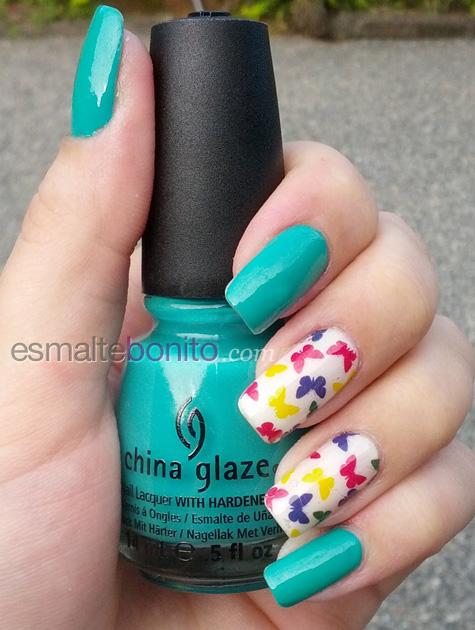 Four Leaf Clover China Glaze