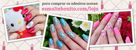 Capa do Facebook Esmalte Bonito
