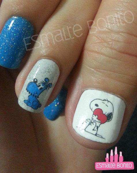 Adesivo do Bidu e Adesivo do Snoopy