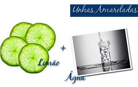 Limão e Água morna