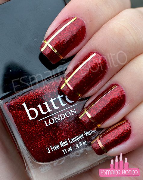 Esmalte Butter London Chancer