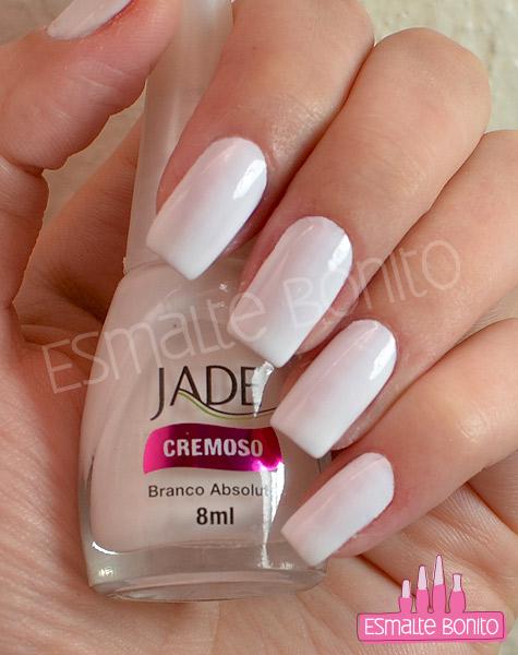 Esmalte Branco Absolute Jade