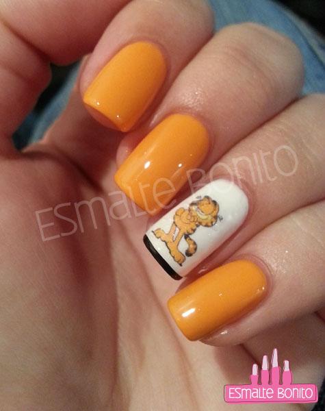 Adesivo do Garfield