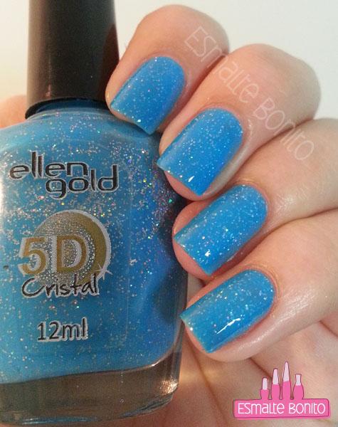 Água Marinha - Ellen Gold