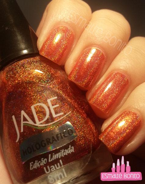 Uau! - Jade (Sob luz artificial)