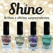 Swatches Coleção Shine 3free L'apogée