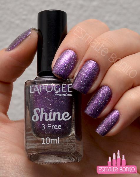 Esmalte Quartzo Coleção Shine 3free L'apogée