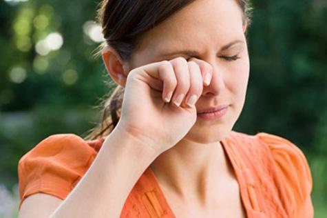 Alergia Esmaltes