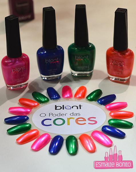 Coleção O Poder das Cores Blant Colors