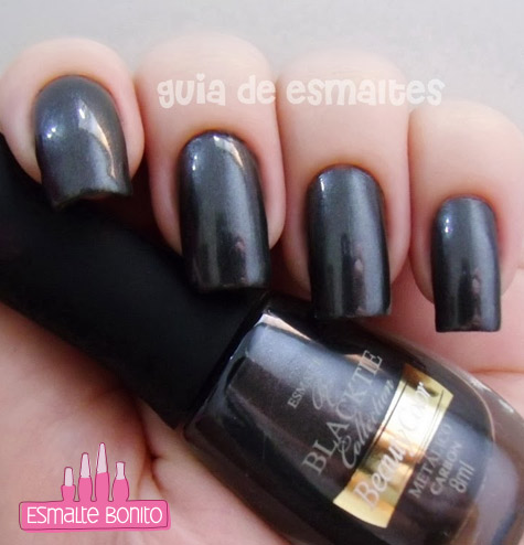 Esmalte Carbon Beauty Color