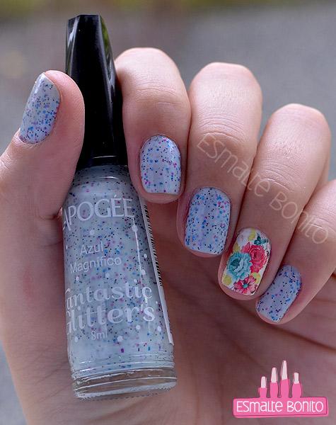 Esmalte Azul Magnífico L'apogée