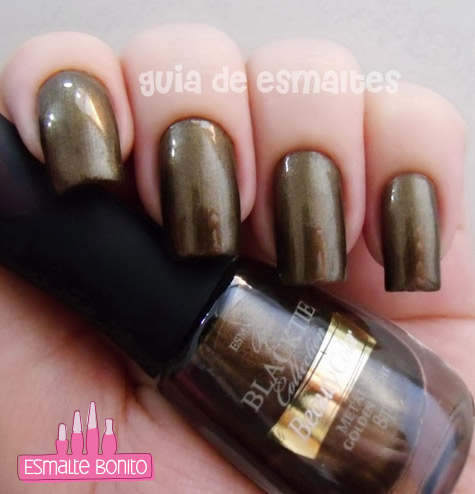 Esmalte Golden Night Beauty Color