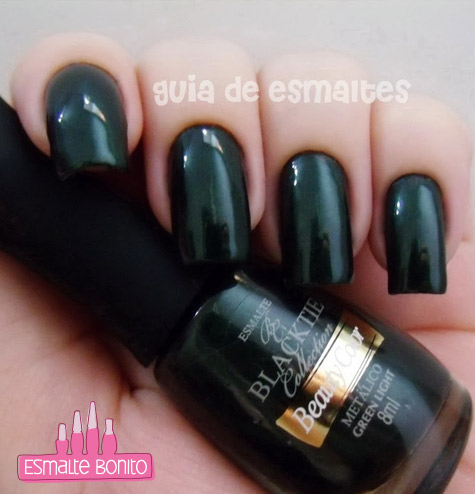 Esmalte Green Light Beauty Color