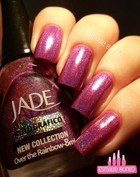 Over The Rainbow - Jade (sob iluminação artificial)