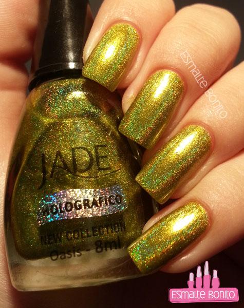 Oasis - Jade (sob iluminação artificial)