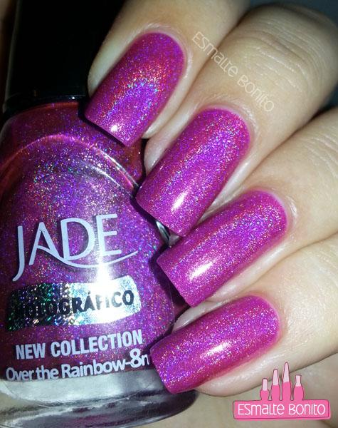Over The Rainbow - Jade (com flash)