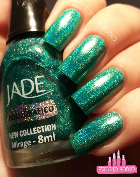 Mirage - Jade (sob iluminação artificial)