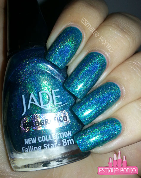 Falling Star - Jade (com flash)