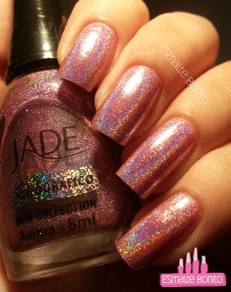 Aurora - Jade (sob iluminação artificial)