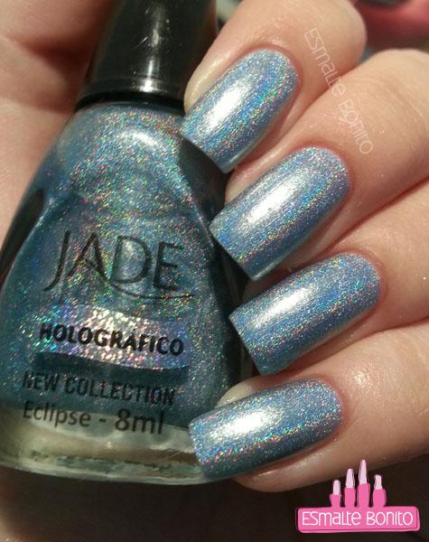 Eclipse - Jade (sob iluminação artificial)