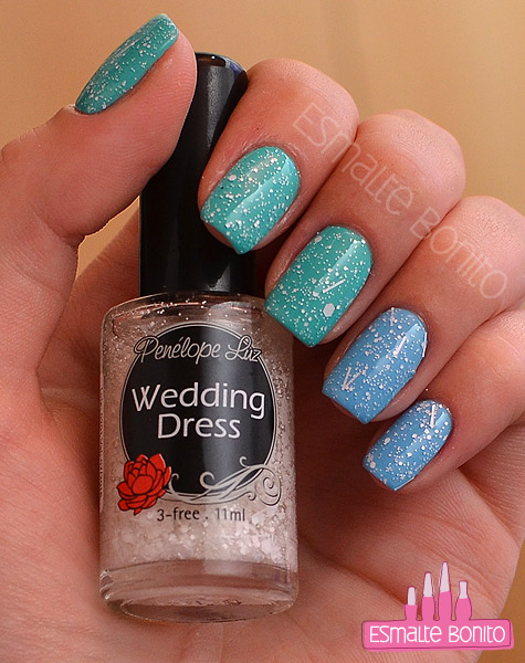 Esmalte Wedding Dress Penélope Luz