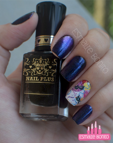 Esmalte Night Nail Plus