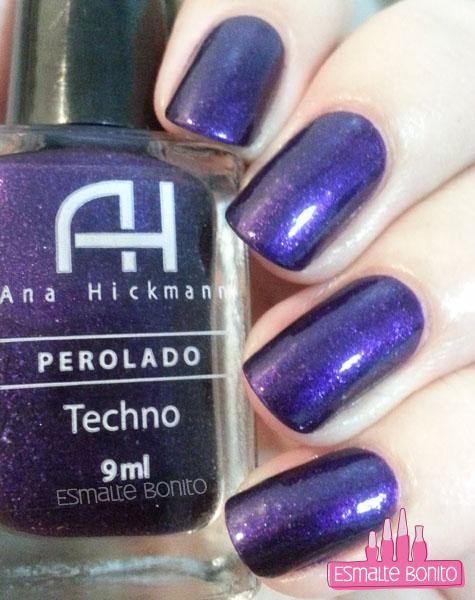 Techno - Ana Hickmann