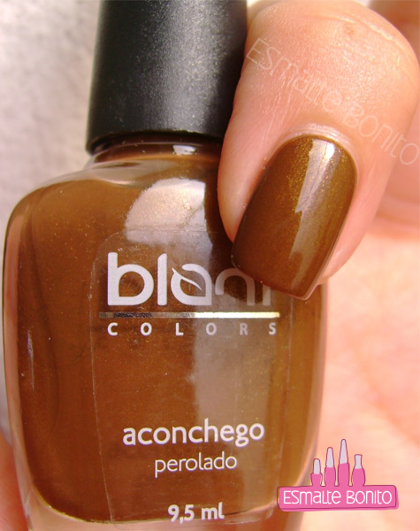 Esmalte Aconchego Blant Colors