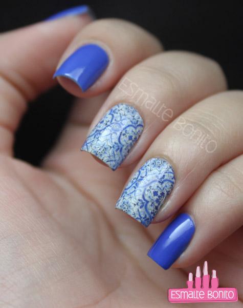 Adesivo De Azulejo Portugu S Esmalte Bonito