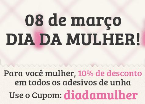 08 de março - Dia da Mulher