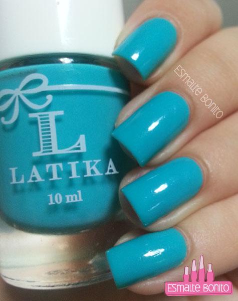 Latika - Lait de Pistache