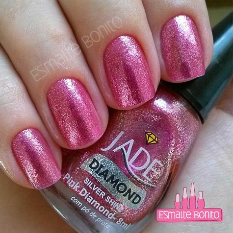 Esmalte Pink Diamond Jade
