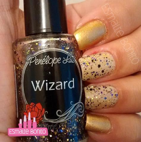 Esmalte Wizard Penélope Luz