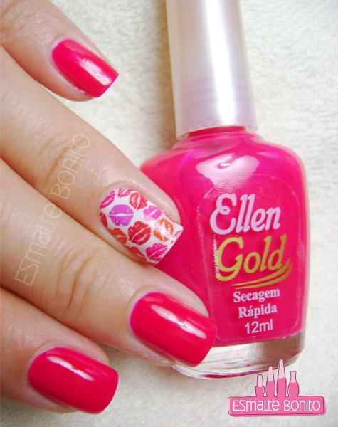 Esmalte Pra Você Ellen Gold