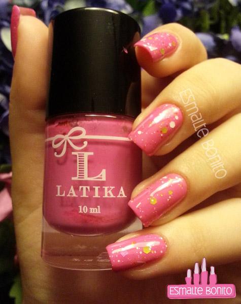 Pink Donut - Latika