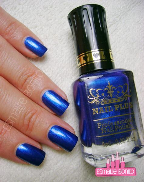 Esmalte Blue Sky Nail Plus