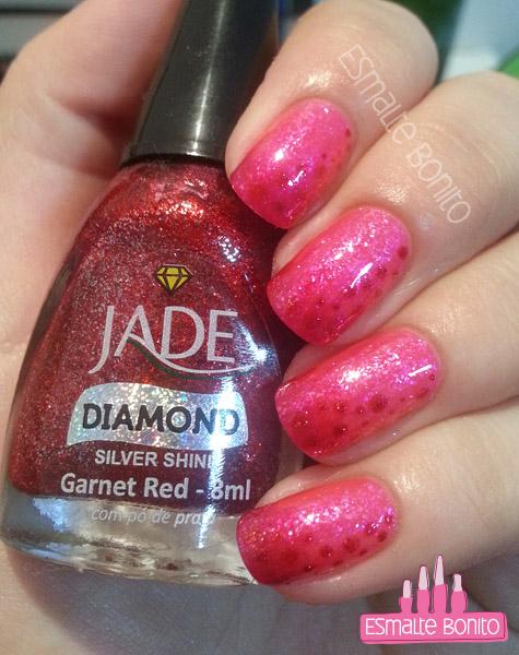 Jade - Garnet Red