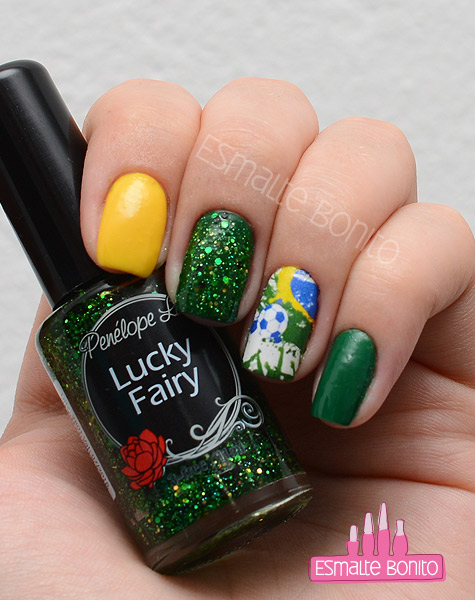 Esmalte Lucky Fairy Penélope Luz