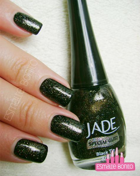 Esmalte Black Tie Jade