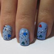 Adora Bleu Bourjois + Finding Nemo Penélope Luz