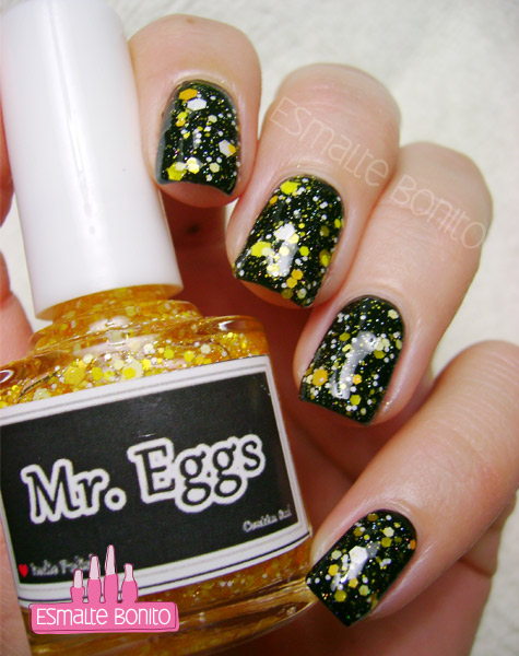 Mr. Eggs Esmalte da Kelly