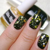 Esmalte Black Ellen Gold + Mr. Eggs EDK