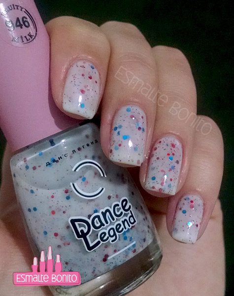 Esmalte Sugar Glaze Dance Legend